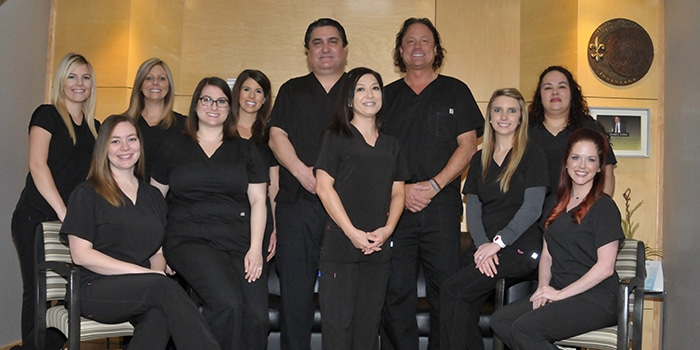 Our Staff at Fleur de Lis Dental Care in New Orleans
